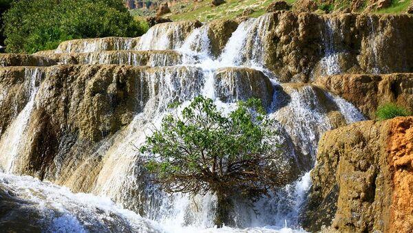 Mardin'in Kızıltepe İlçesi'ne bağlı, Kürtçe ismi Emrûd olan Beşdeğirmen Köyü  - Sputnik Türkiye