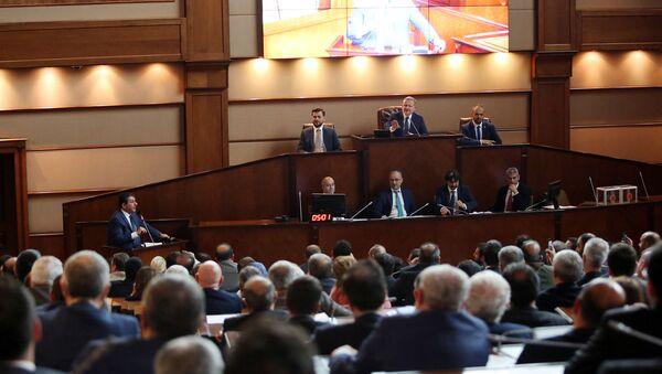 İBB Meclisi - Sputnik Türkiye