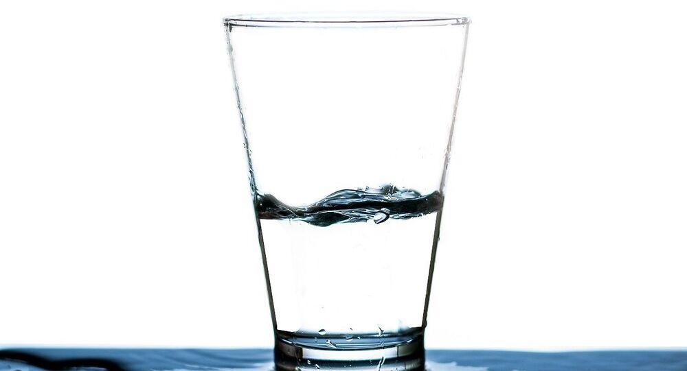 Su - içme suyu - bardak