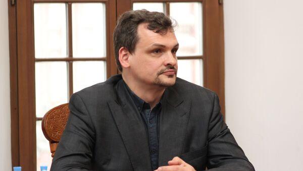 Kültür Mirası Enstitüsü Başkan Yardımcısı Yevgeniy Bahrevskiy - Sputnik Türkiye