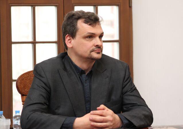 Kültür Mirası Enstitüsü Başkan Yardımcısı Yevgeniy Bahrevskiy