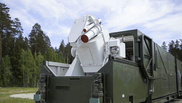Rusya lazer sistemleri - Sputnik Türkiye