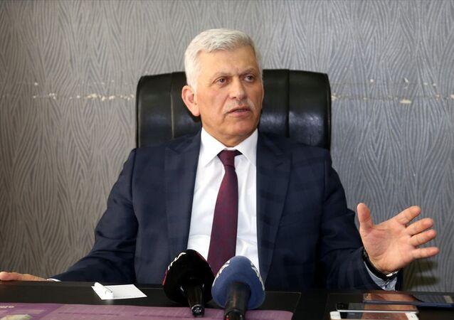 Türk Veteriner Hekimler Birliği (TVHB) Merkez Konseyi Başkanı Ali Eroğlu