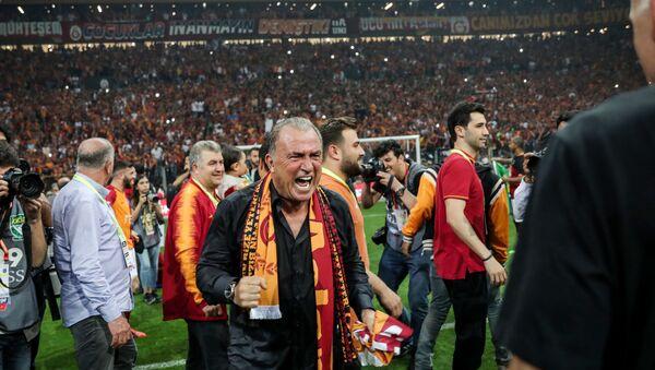 Fatih Terim - Galatasaray - Sputnik Türkiye