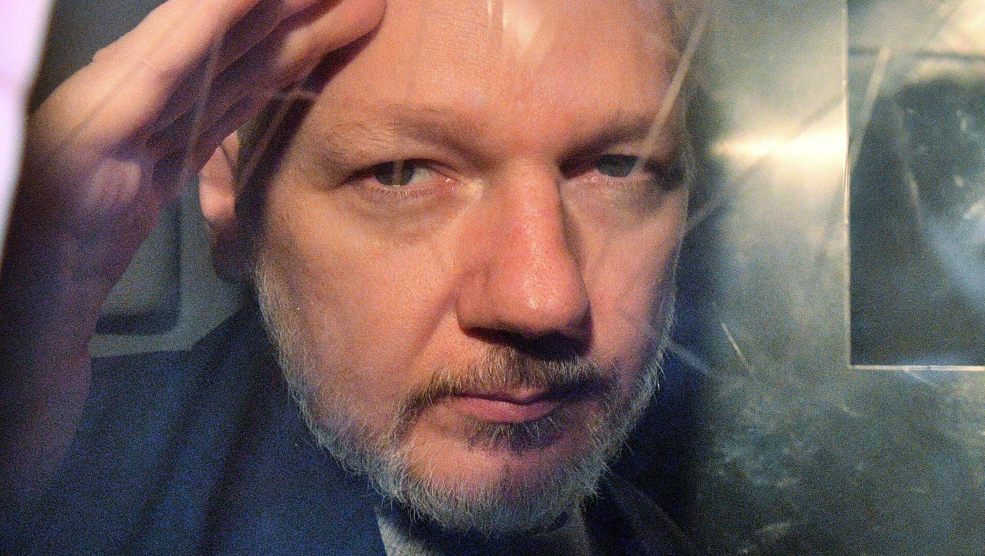 Julian Assange - Sputnik Türkiye, 1920, 27.07.2021