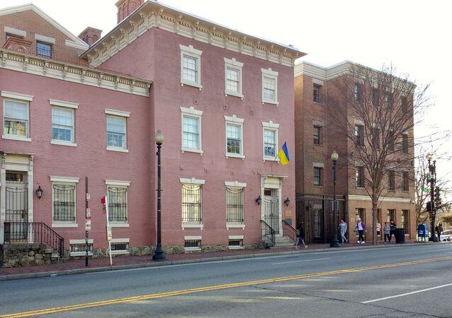 Ukrayna'nın Washington Büyükelçiliği