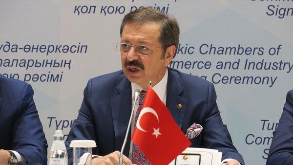 Rifat Hisarcıklıoğlu - Sputnik Türkiye