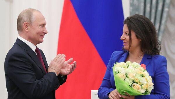 Russia Putin Awards  - Sputnik Türkiye