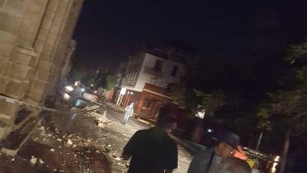 Peru, deprem - Sputnik Türkiye