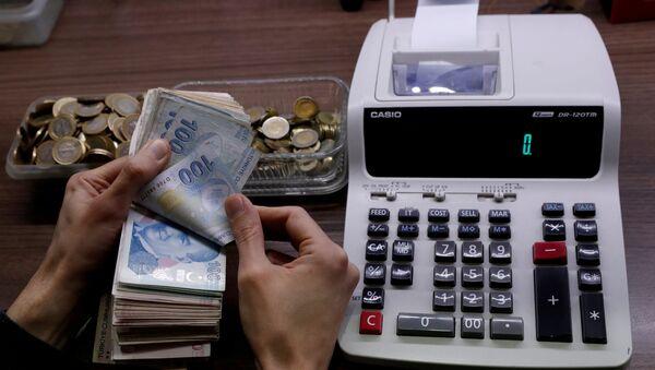 Türk Lirası, hesap, ekonomi - Sputnik Türkiye