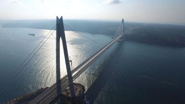 Yavuz Sultan Selim Köprüsü - Sputnik Türkiye