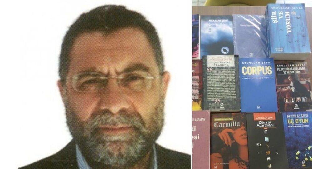 Pedofili içeren ifadelerin bulunduğu kitabın yazarı Abdullah Şevki gözaltına alındı
