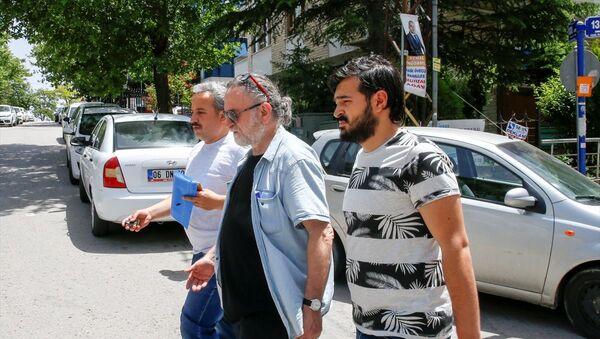 Alaattin Topçu - Sputnik Türkiye