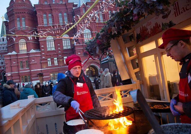 Rus aşçı