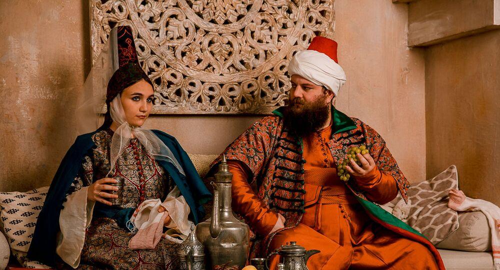 Moskova'da Osmanlı İmparatorluğu rüzgarı