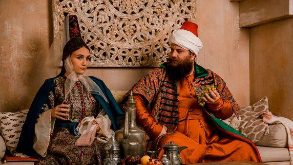 Moskova'da Osmanlı İmparatorluğu rüzgarı - Sputnik Türkiye