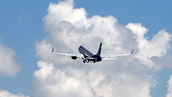 Airbus A320 - Sputnik Türkiye