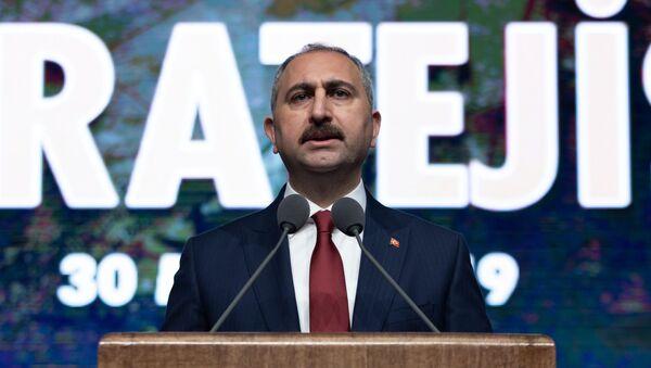 Abdülhamit Gül - Sputnik Türkiye