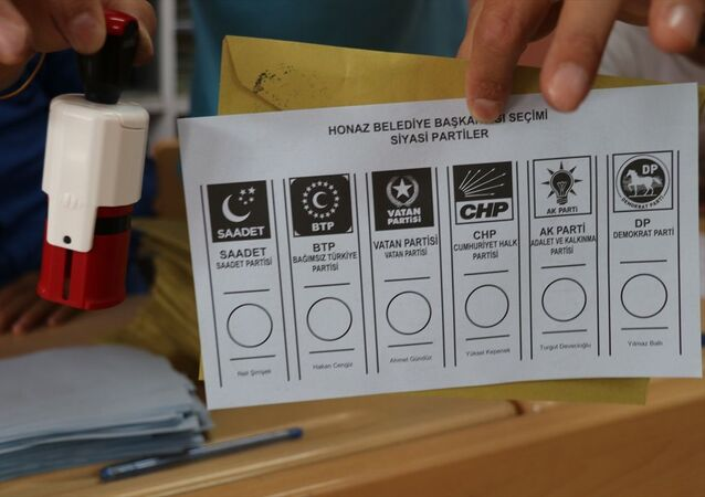 31 Mart yerel seçimleri