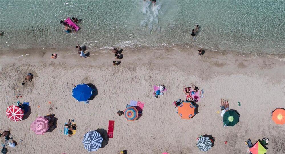 Çeşme- Plaj- Tatil