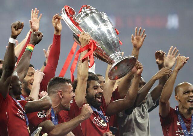 Muhammed Salah- Liverpool