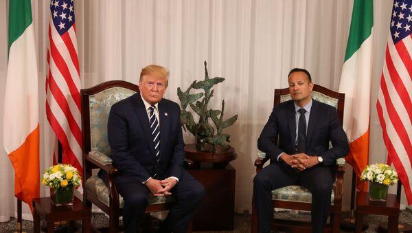 ABD Başkanı Trump, İrlanda'da - Sputnik Türkiye