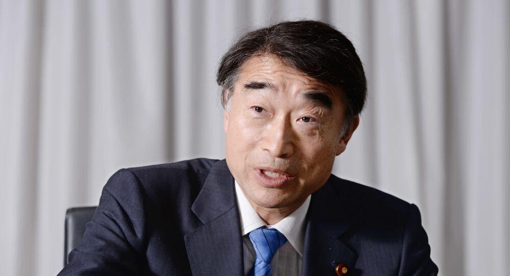 Japonya'nın Çalışma ve Sağlık Bakanı Takumi Nemoto
