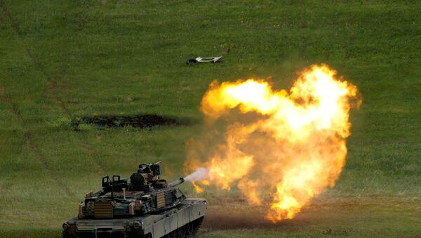 M1A2 Abrams tank - Sputnik Türkiye
