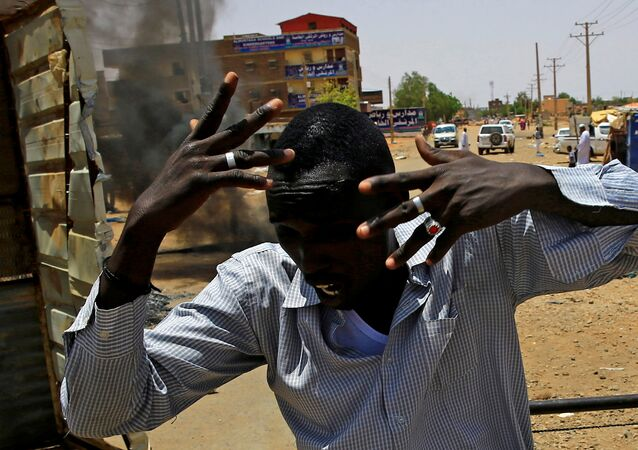 Sudan'da gösteriler