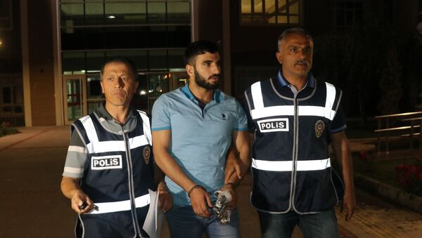 Beşiktaş'ta 4 kişinin hayatını kaybettiği trafik kazasında 2 tutuklama - Sputnik Türkiye