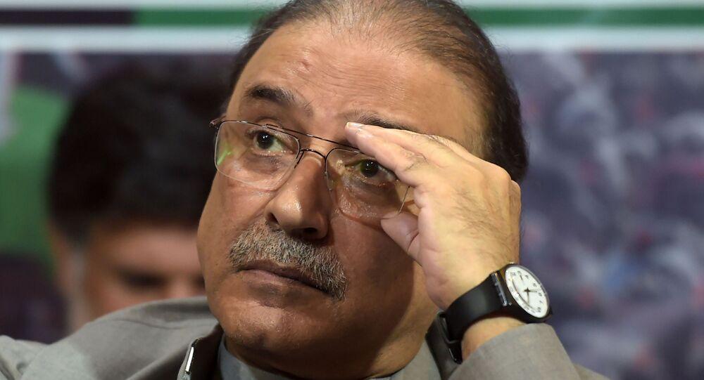 Asıf Ali Zerdari