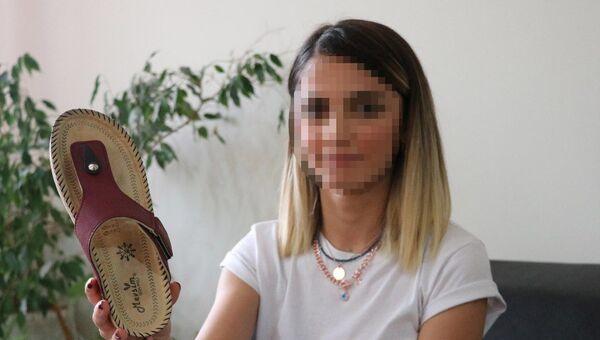 Tacizle suçladıkları kişiye fırlattıkları terlik, 'silah' sayıldı - Sputnik Türkiye