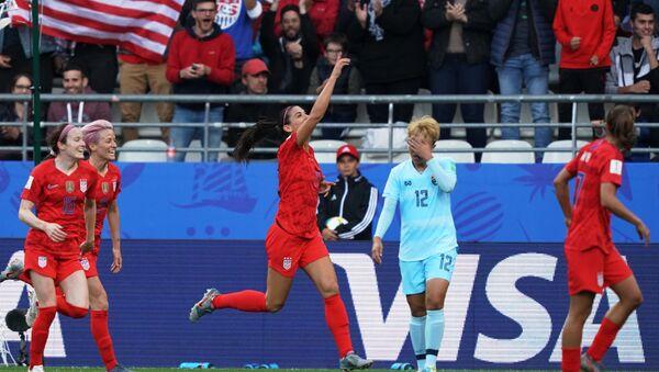 ABD kadın milli futbol takımı - Sputnik Türkiye