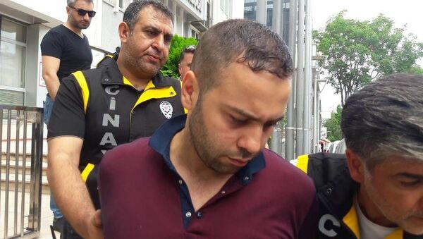 Yeğenini öldüren Suriyeli Bakrı Aşalem - Sputnik Türkiye
