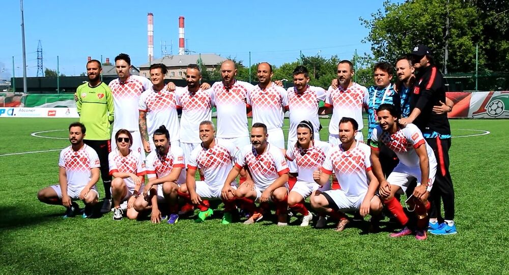 Art-Football Festivali