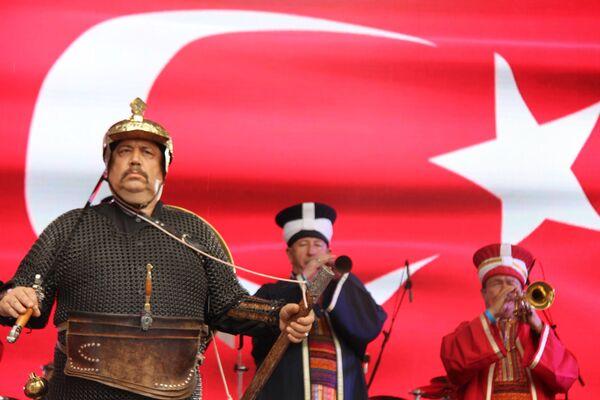 Mehter Takımı - Türkiye Festivali - Sputnik Türkiye