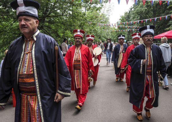 Moskova'da Türkiye Festivali  - Sputnik Türkiye