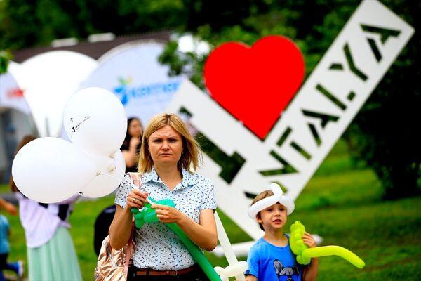 Rusya'da Türkiye Festivali'ne yoğun ilgi - Sputnik Türkiye