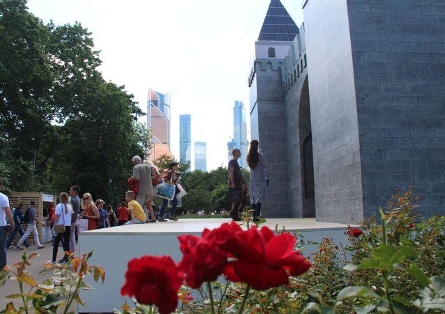Geçen yıl Türkiye Festivali'ni 100 binden fazla kişi ziyaret etmişti.