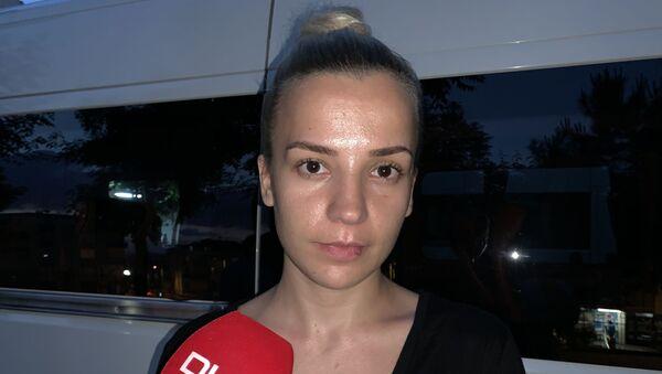 Goncagül Üstünyer - Sputnik Türkiye