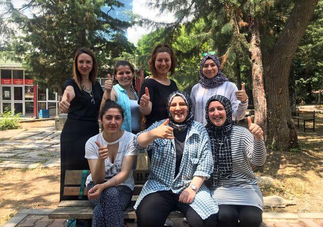 Kadın Ustalar projesi kapsamında yıl sonuna dek 80 bini kadın usta yetişecek.