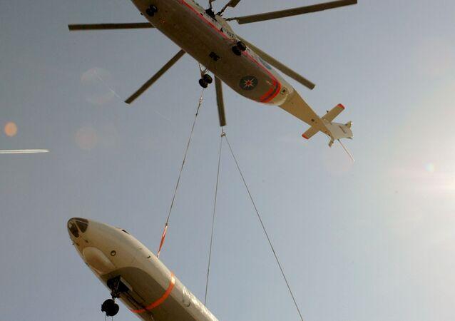 Mi-26 - tilda