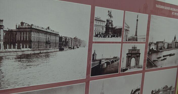 Yıldız sarayının fotoğraf koleksiyonu