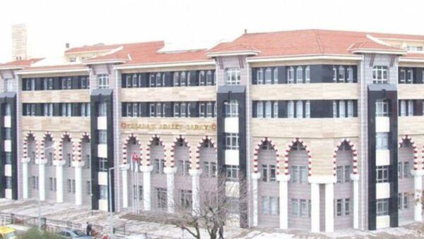 Kuşadası Adliyesi - Sputnik Türkiye