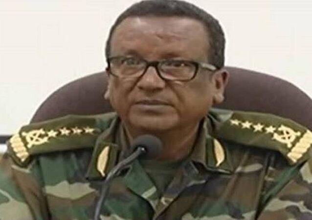 Etiyopya Genelkurmay Başkanı Seare Mekonnen