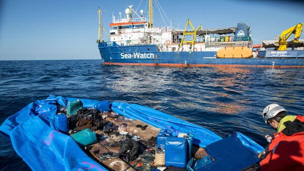 Sea Watch - Sputnik Türkiye
