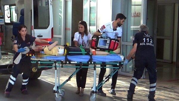 LGS sonucu yüzünden babası ile tartışarak balkondan atlayan genç kurtarılamadı - Sputnik Türkiye