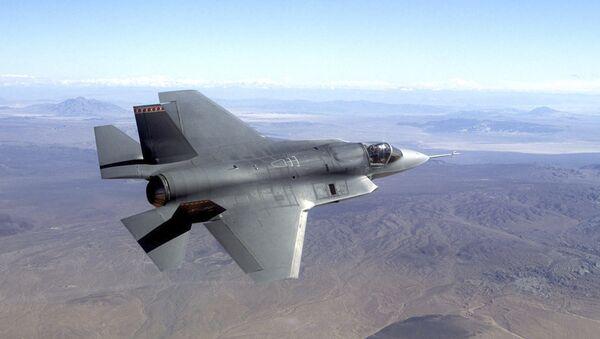 F-35 B - Sputnik Türkiye