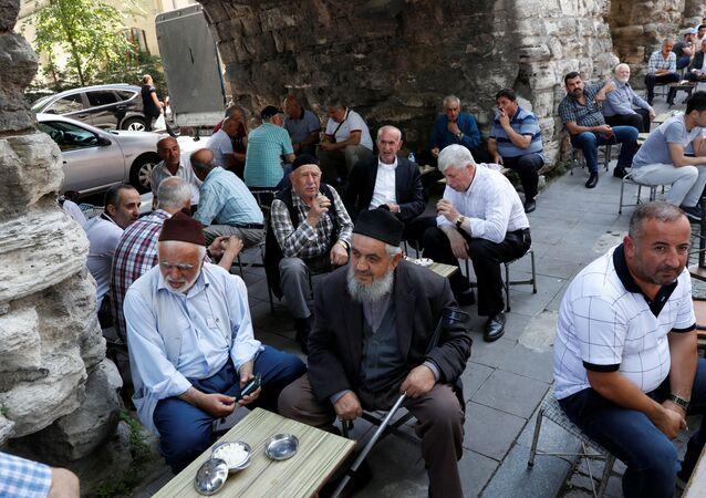 İstanbul- Kahvehane