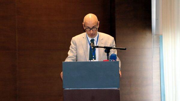 Birleşmiş Milletler Mülteciler Yüksek Komiserliği (BMMYK) Türkiye Temsilci Yardımcısı Jean-Marrie Garelli - Sputnik Türkiye